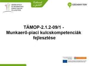 TÁMOP 2.1.2